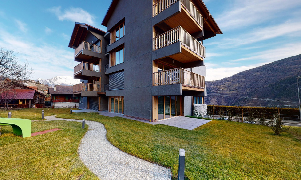 Apartment  for sale in Valais Vex