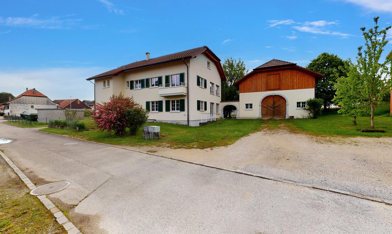 Achetez-le Immeuble de rendement dans Vaud Chevroux