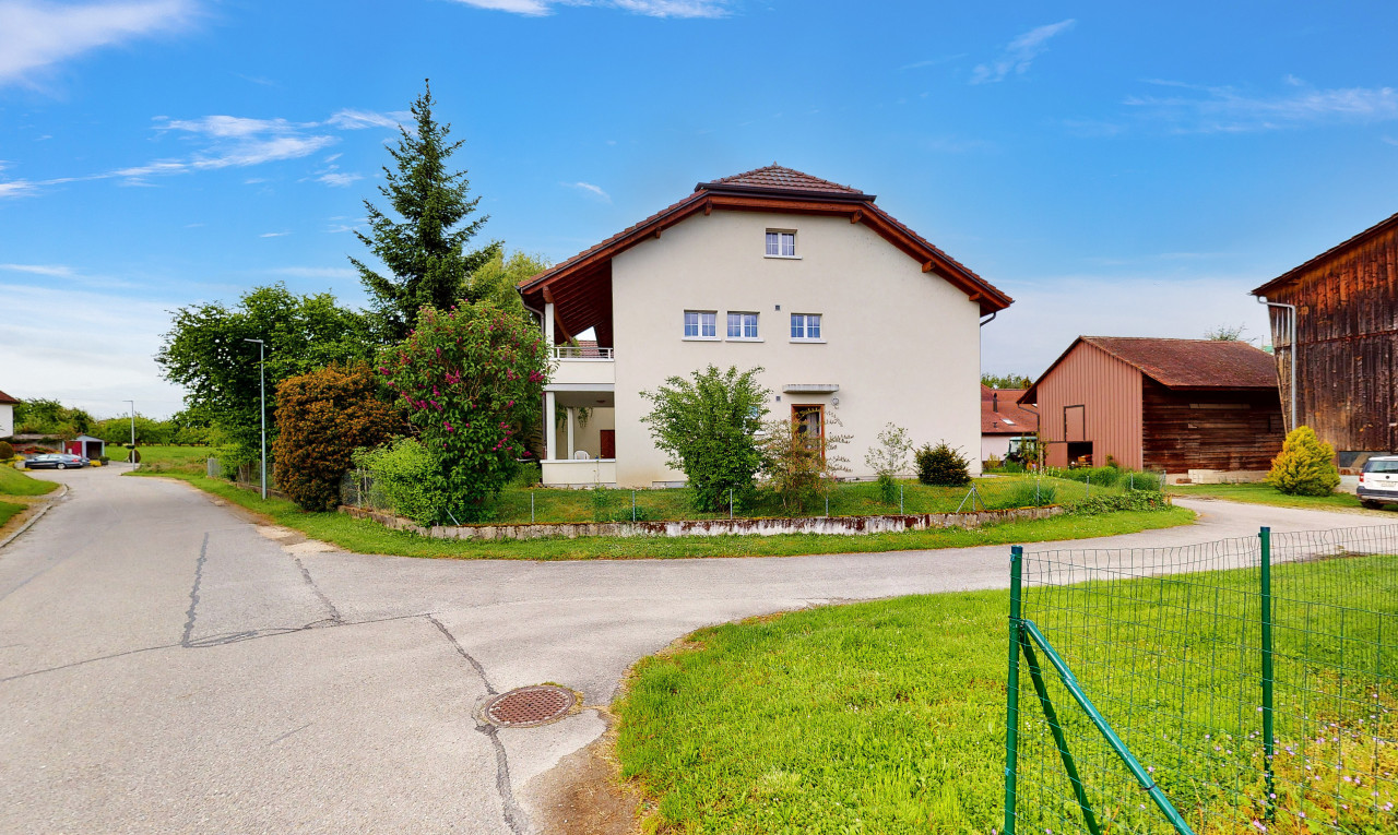 Immeuble de rendement  à vendre à Vaud Chevroux