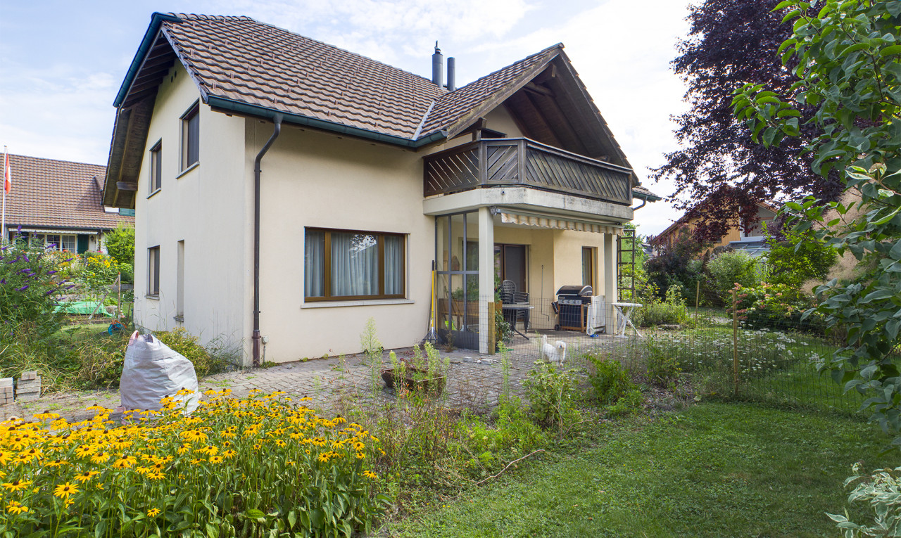 Buy it House in Thurgau Wigoltingen