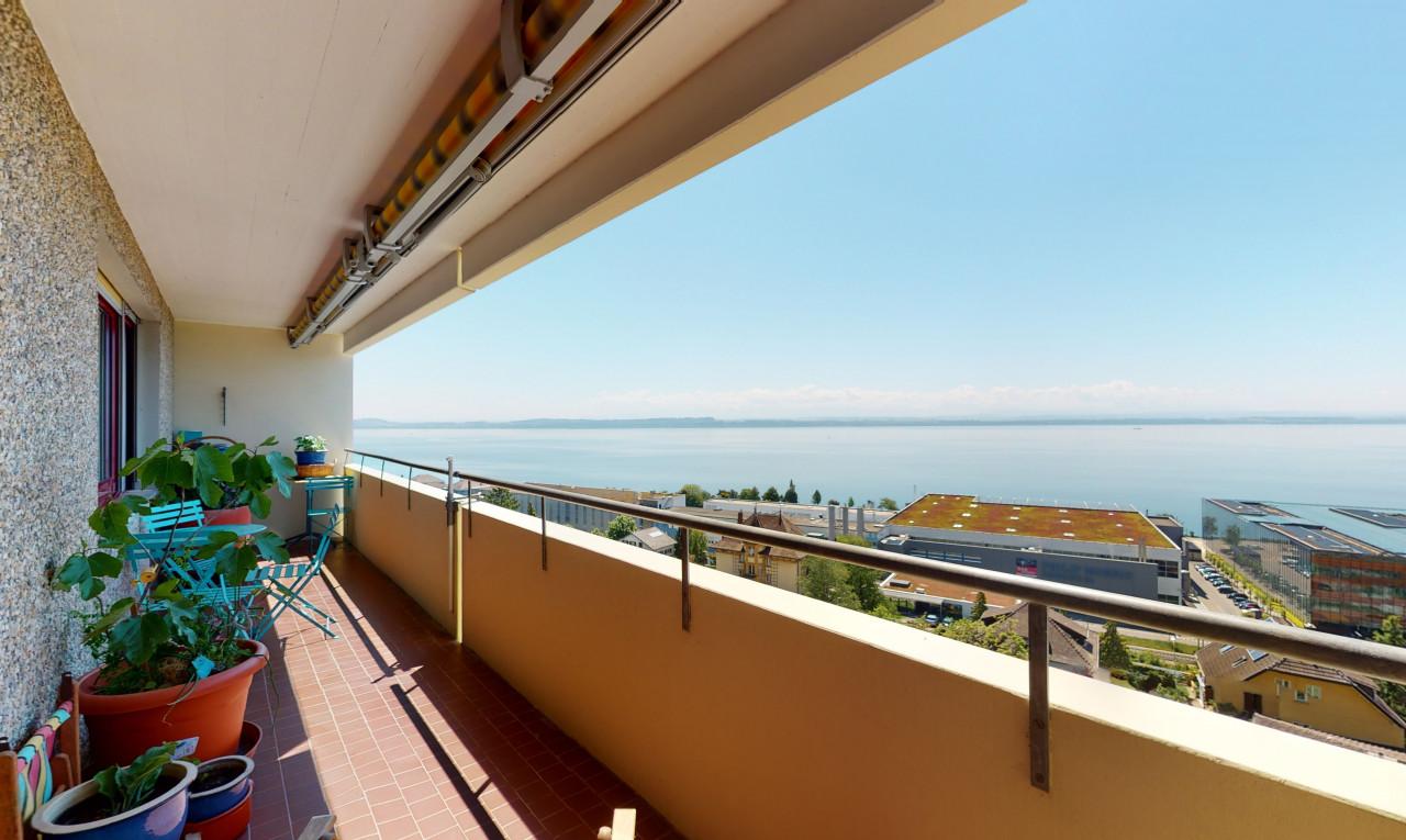 Achetez-le Appartement dans Neuchâtel Neuchâtel