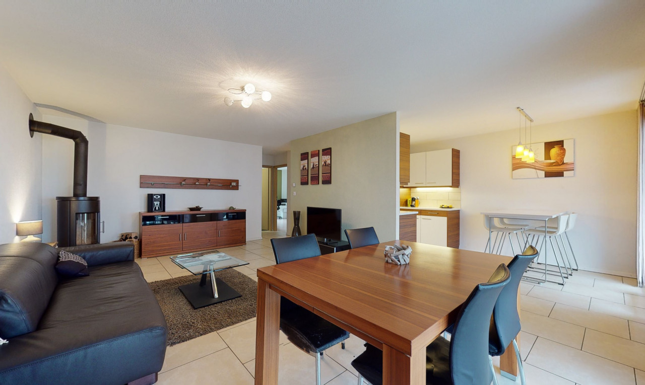 Apartment  for sale in Neuchâtel Corcelles NE