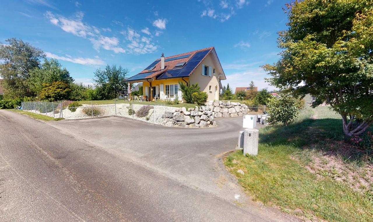 Maison  à vendre à Vaud Chesalles-sur-Oron