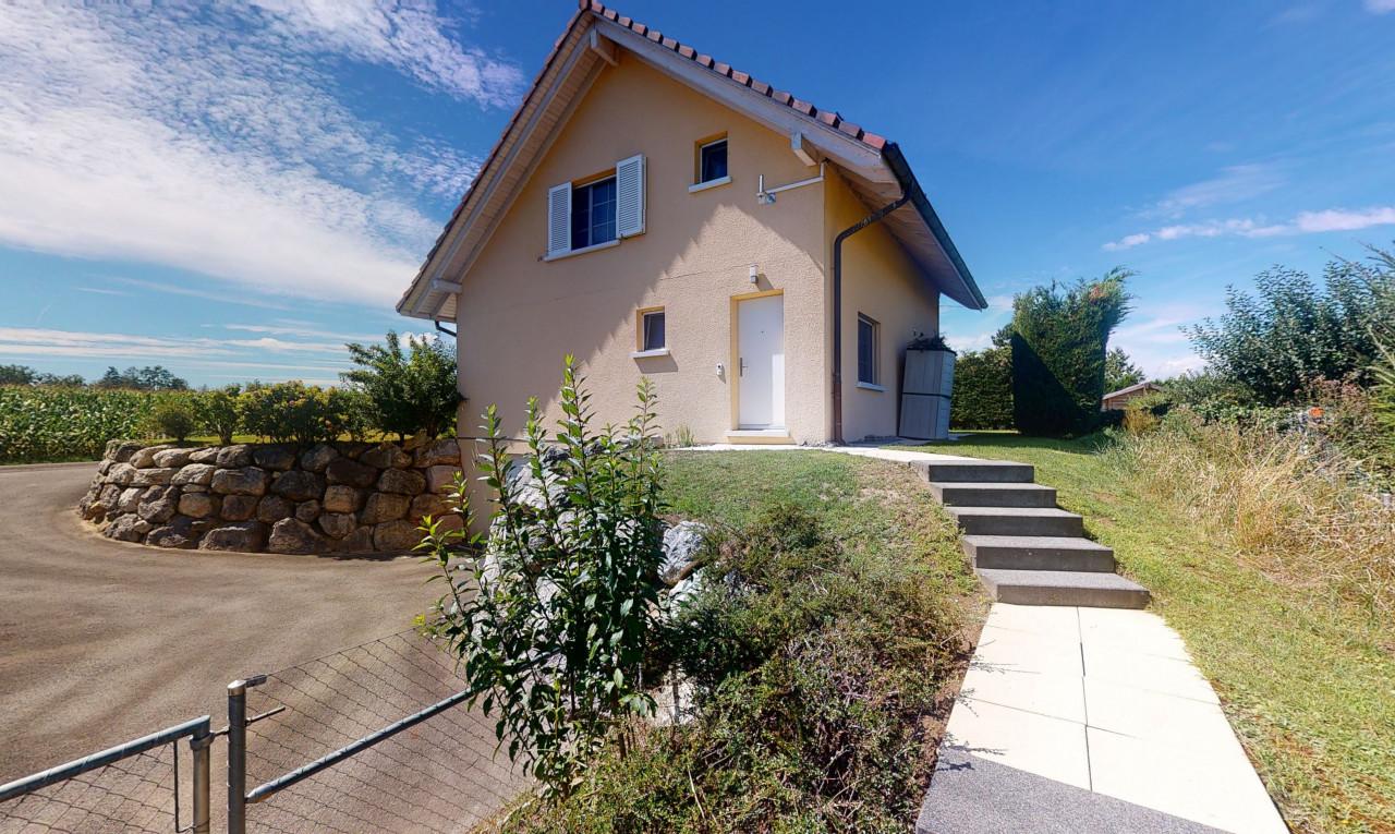 Achetez-le Maison dans Vaud Chesalles-sur-Oron