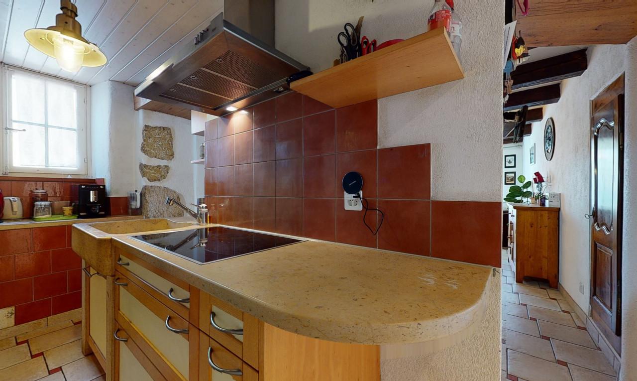 Buy it House in Vaud Cuarnens