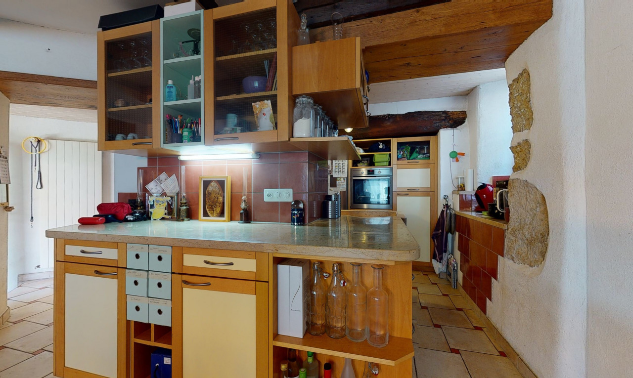 House  for sale in Vaud Cuarnens