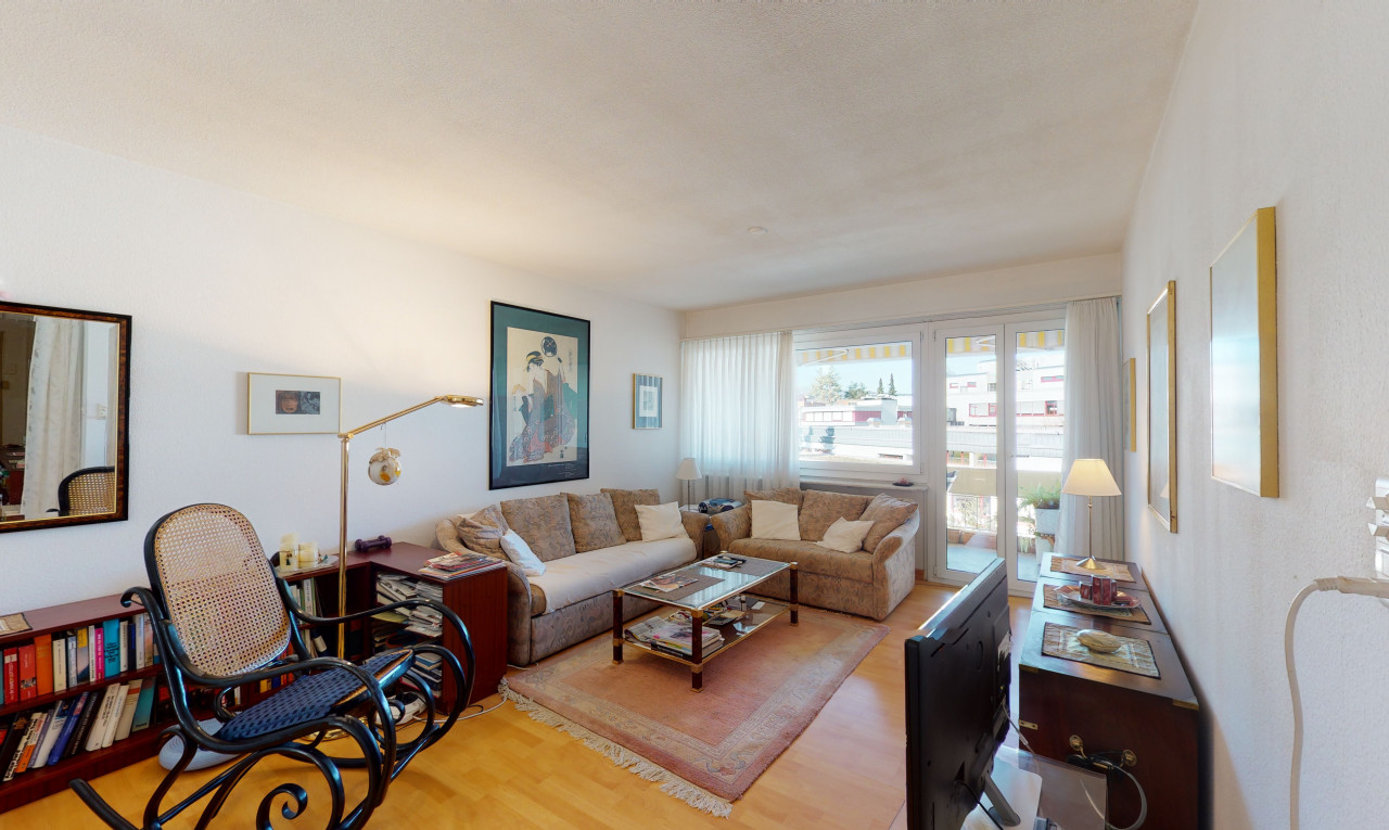 Achetez-le Appartement dans Zürich Schwerzenbach