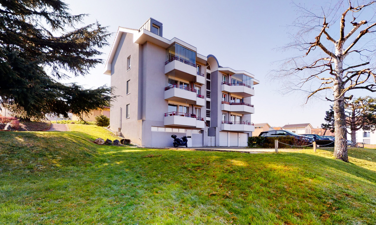 Apartment  for sale in Vaud Yvonand