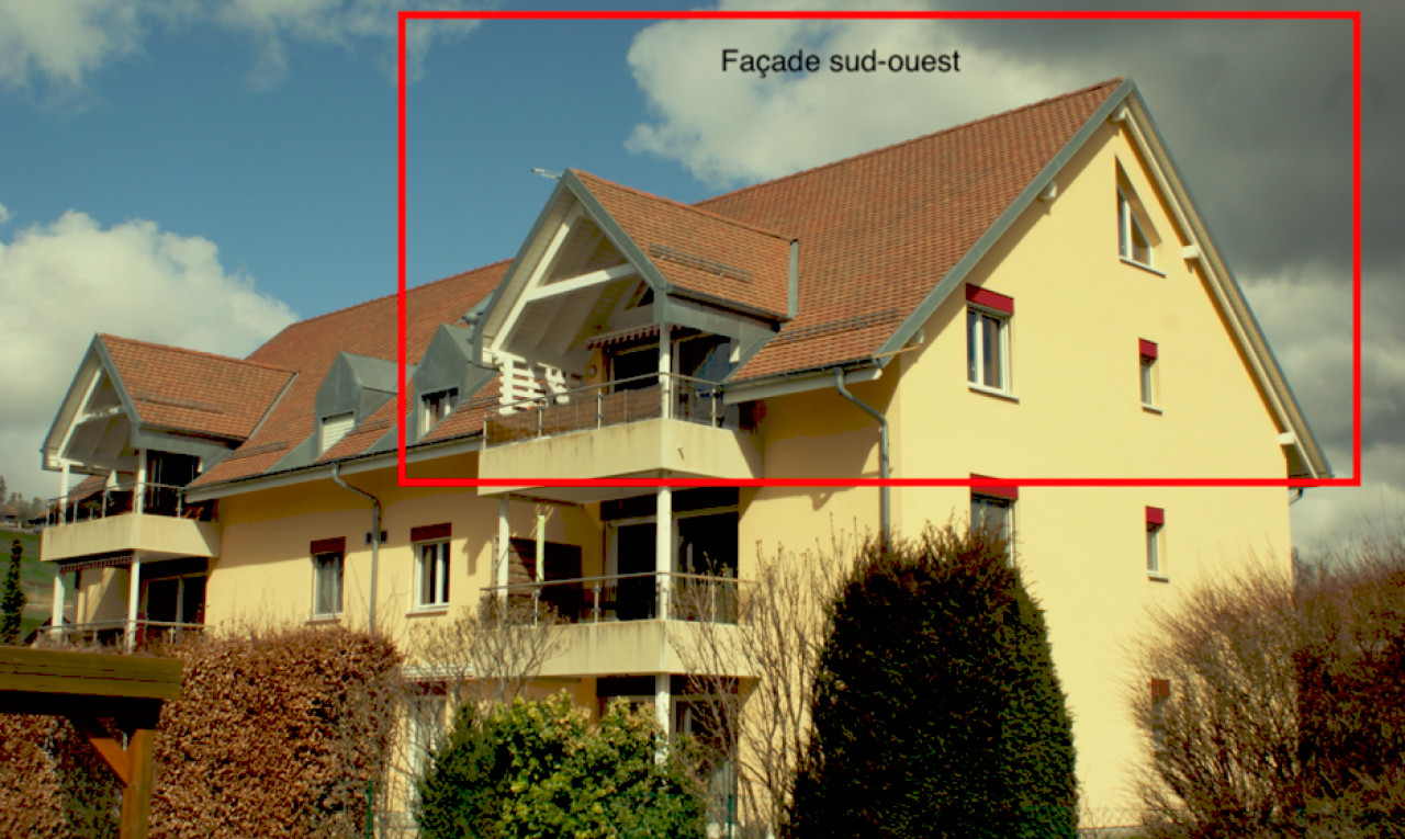 Apartment  for sale in Vaud Arzier-Le Muids