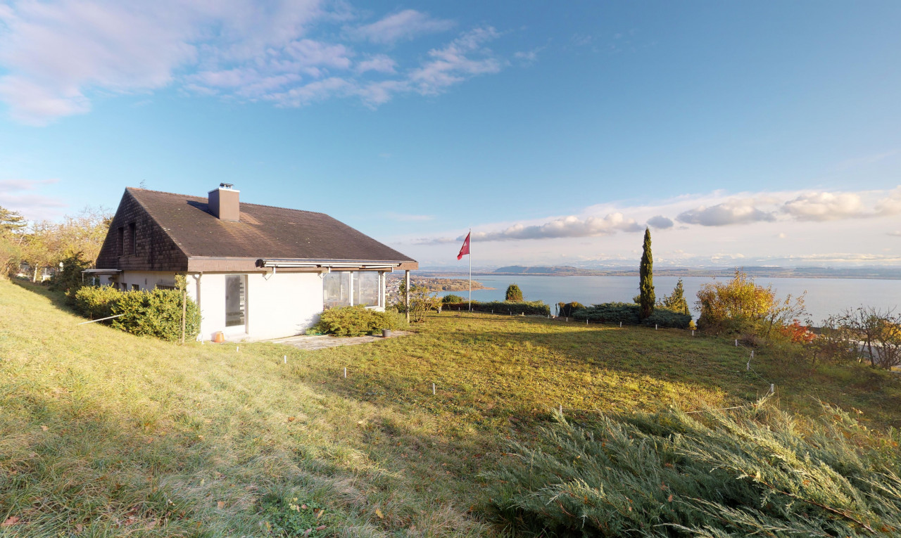 Buy it House in Neuchâtel Hauterive