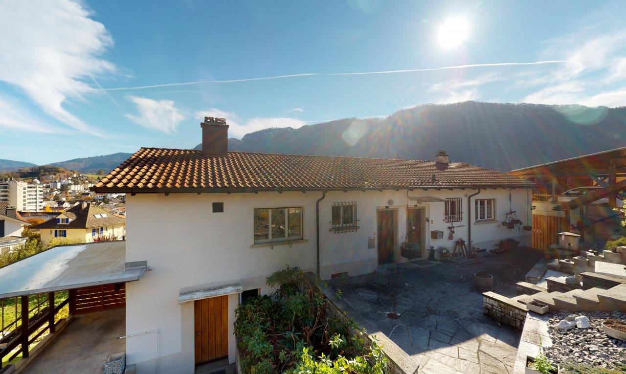 Maison à vendre à Berne Moutier