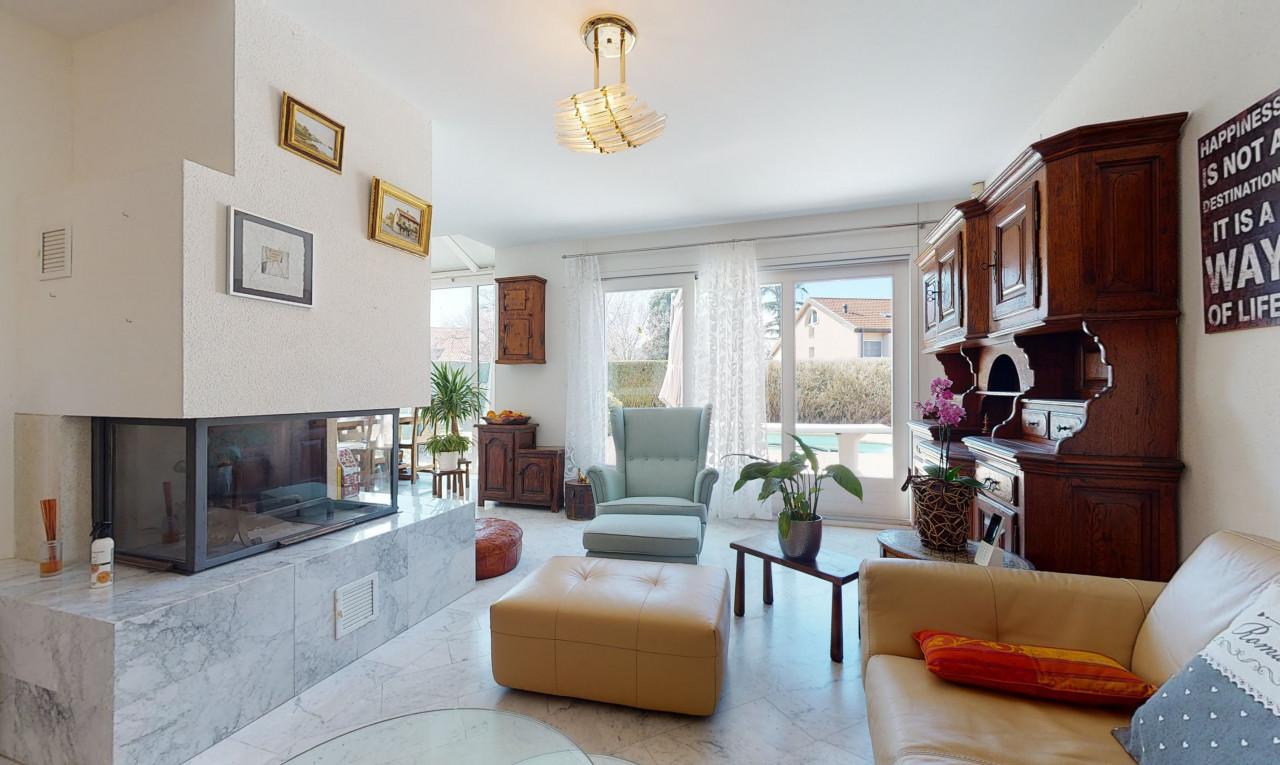 Achetez-le Maison dans Genève Genthod