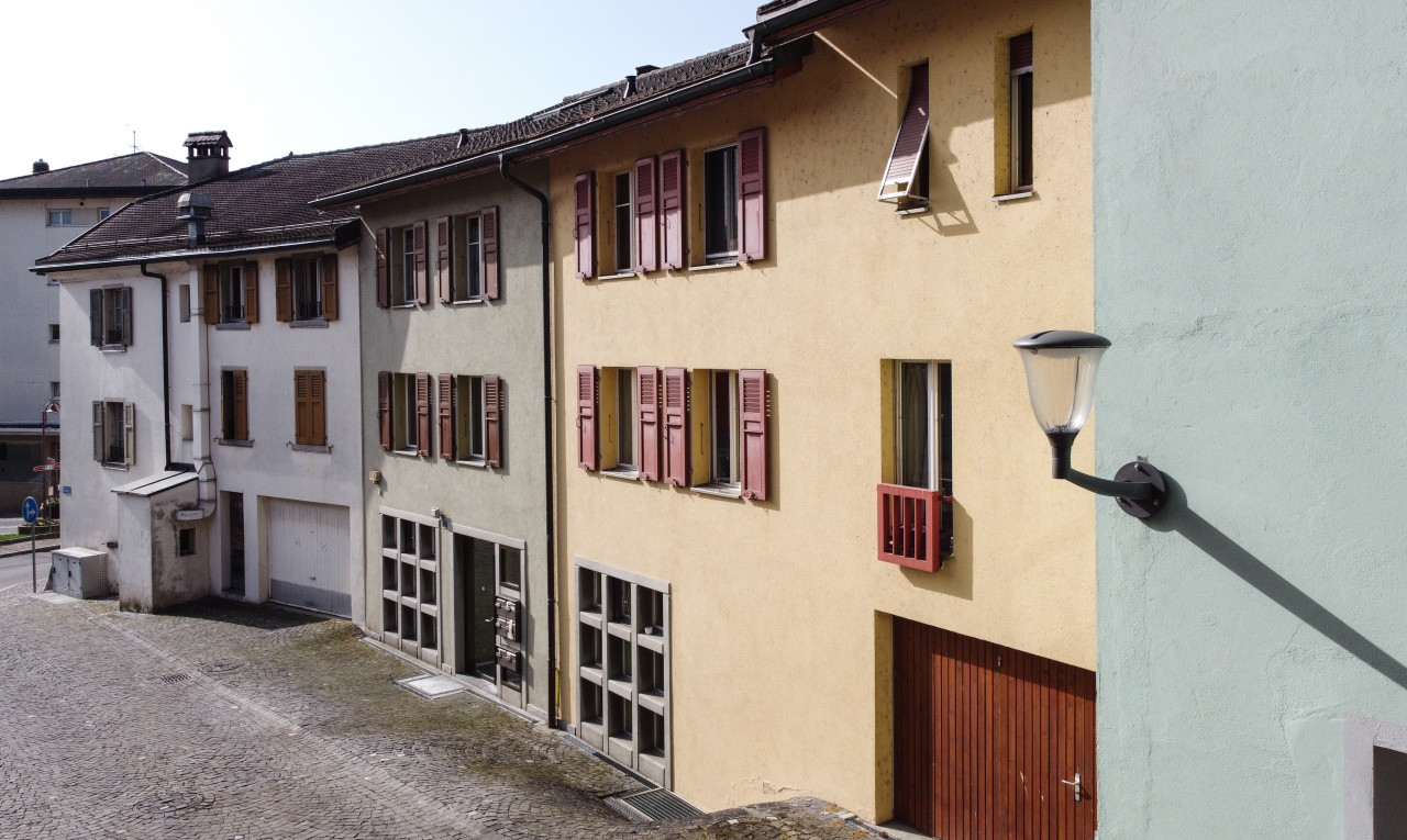 Achetez-le Immeuble de rendement dans Valais Vouvry