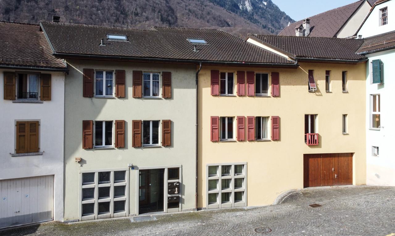 Immeuble de rendement  à vendre à Valais Vouvry