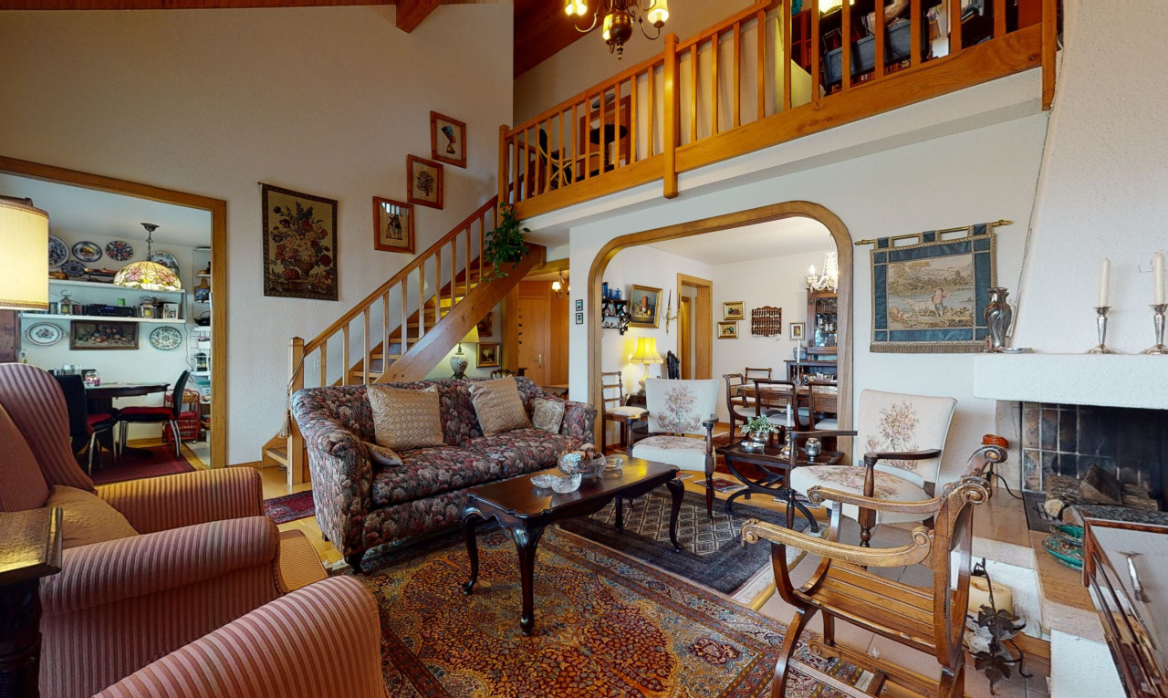 Appartement à vendre à Vaud Bursinel