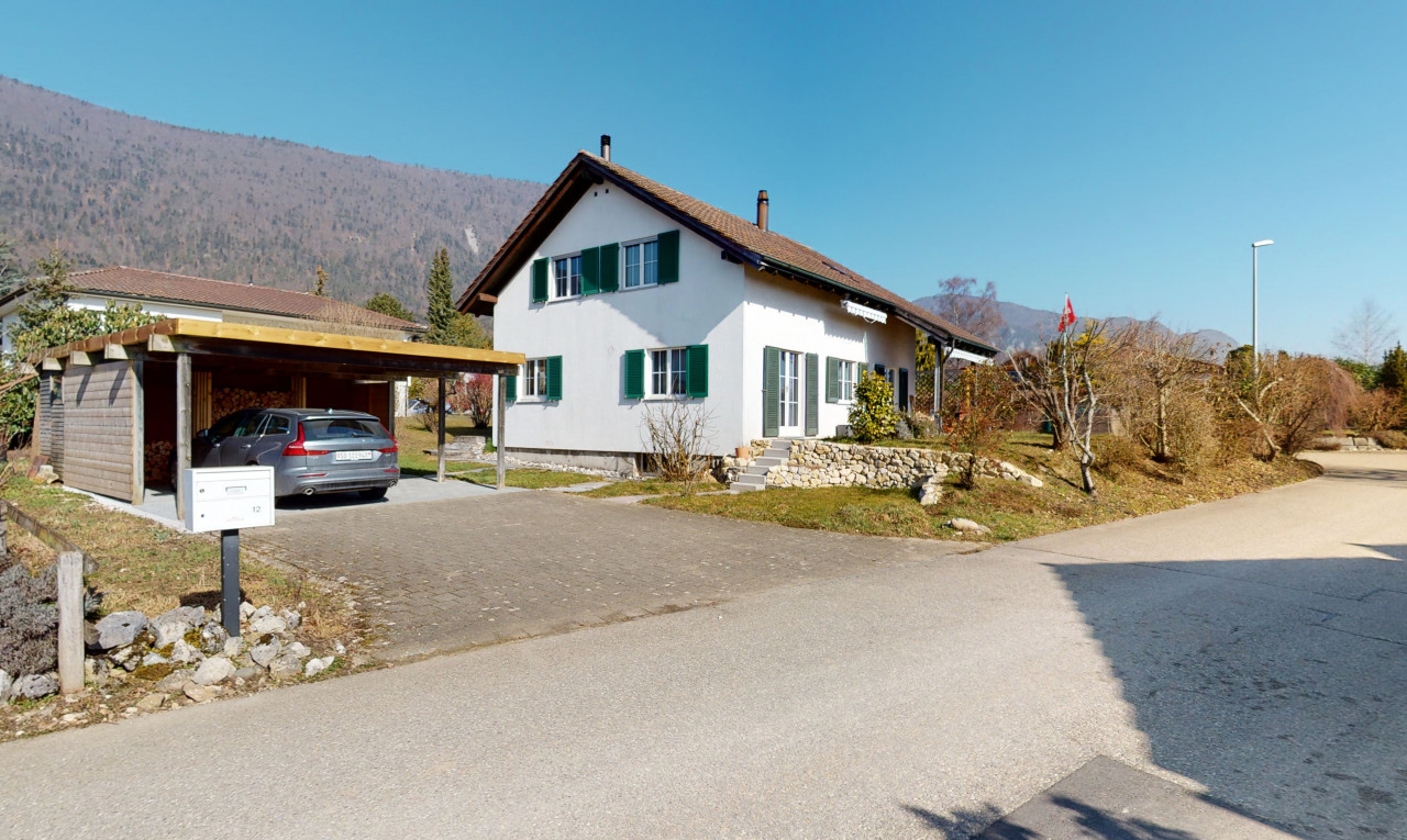 Haus zu verkaufen in Solothurn Lommiswil