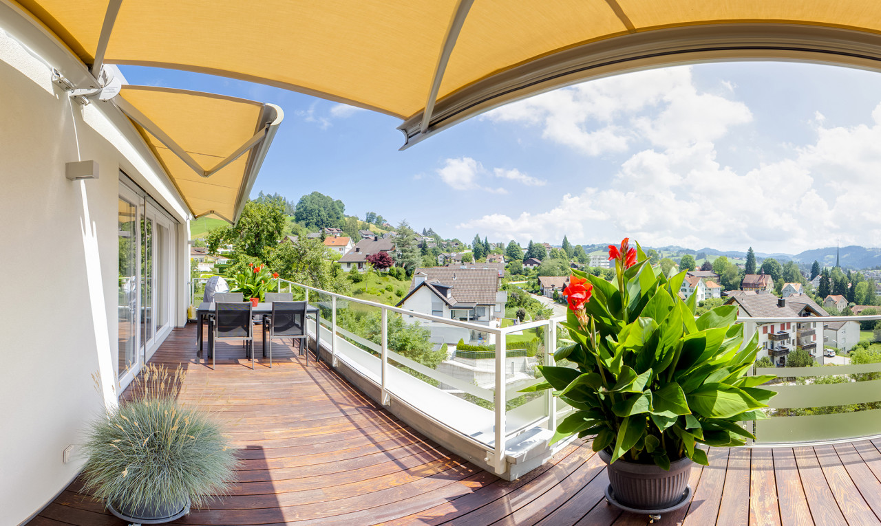 Wohnung zu verkaufen in Appenzell Ausserrhoden Teufen