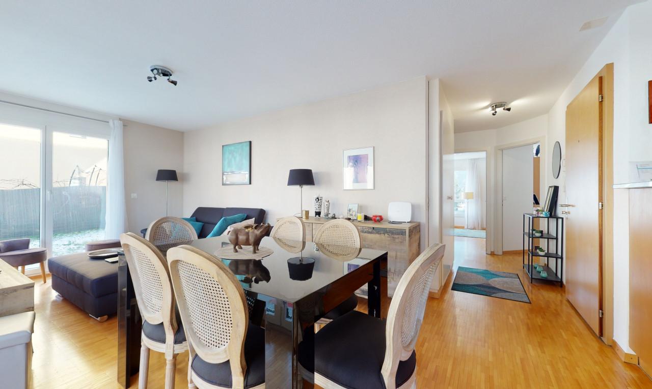 Achetez-le Appartement dans Vaud Villeneuve VD
