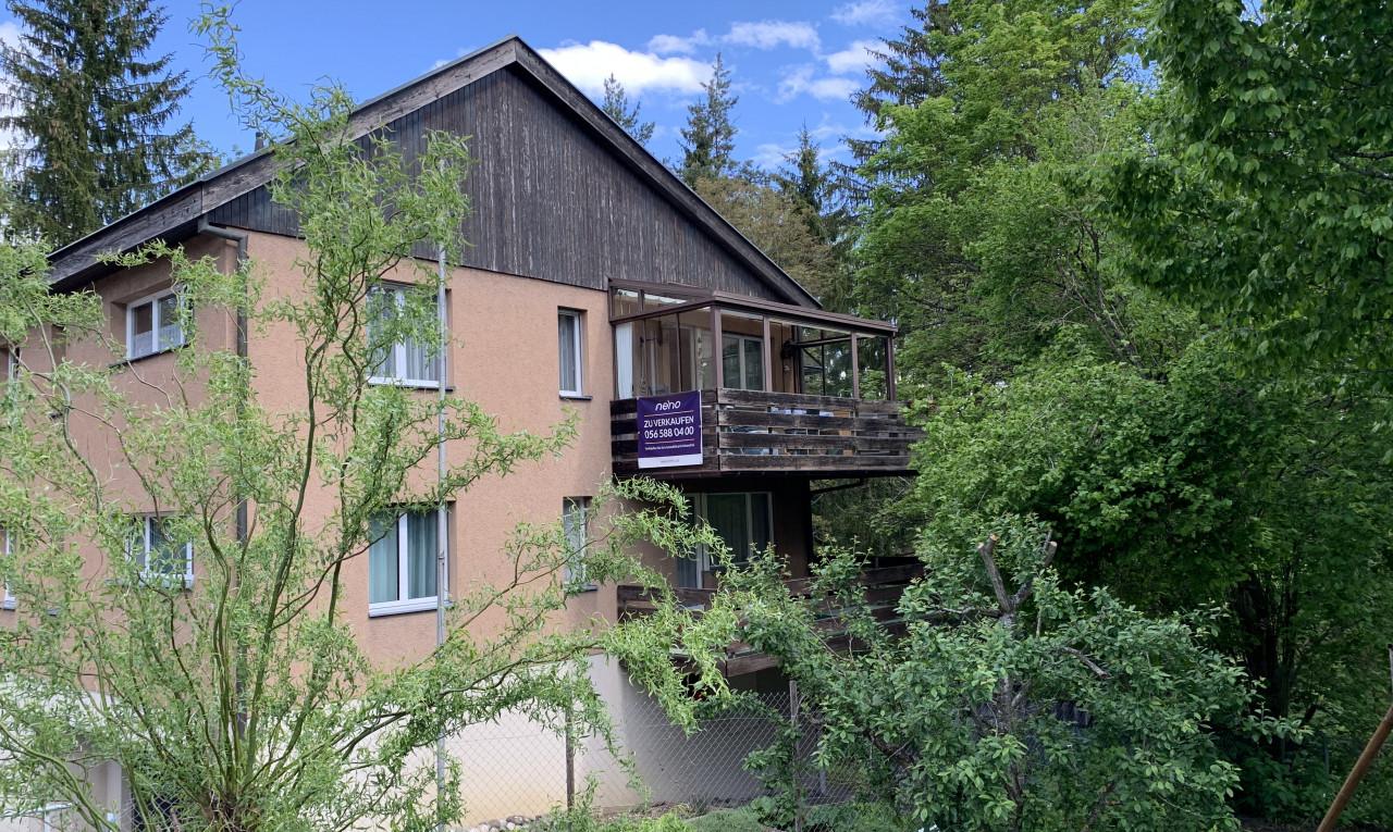 Wohnung zu verkaufen in Aargau Böttstein