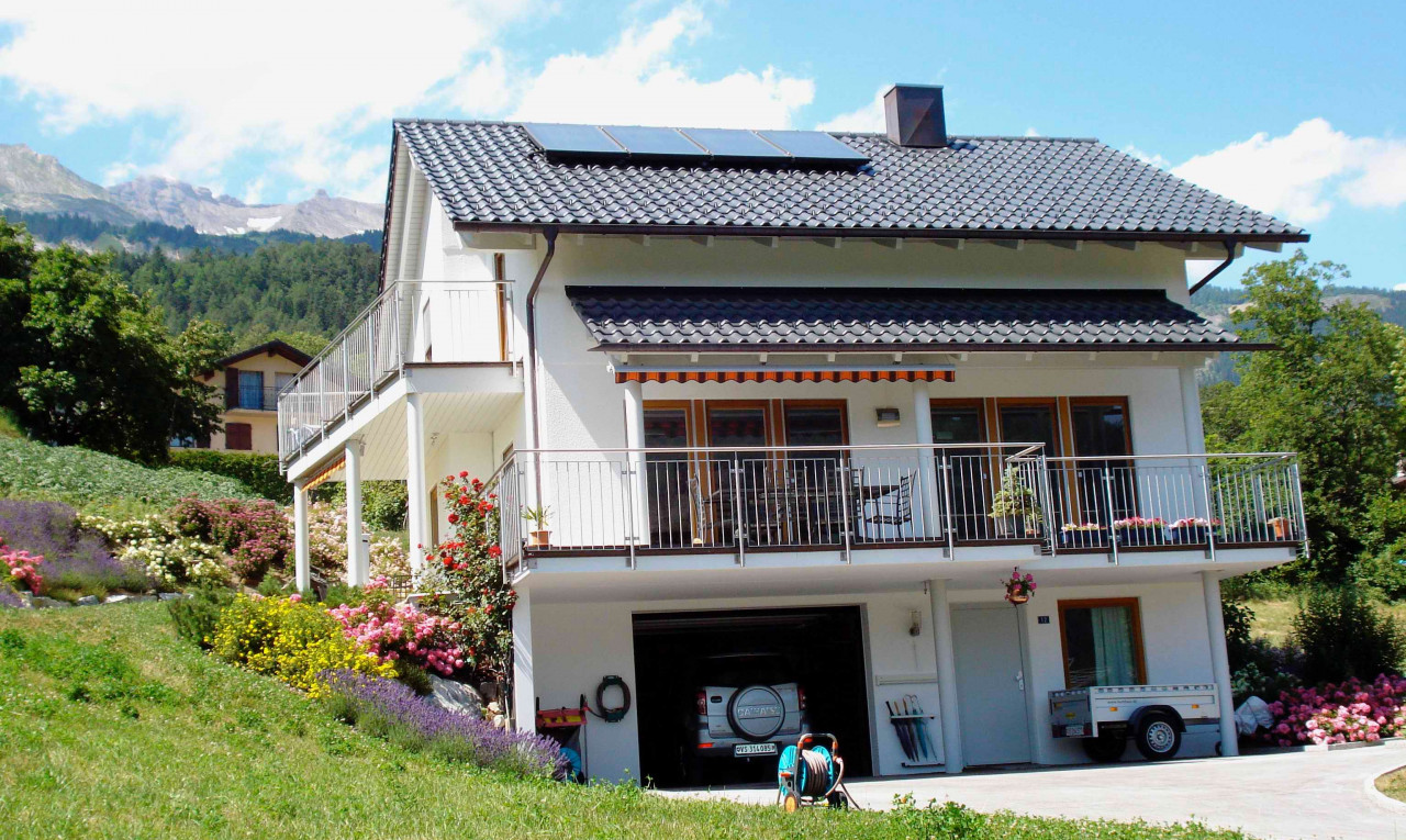 House  for sale in Valais Luc (Ayent)