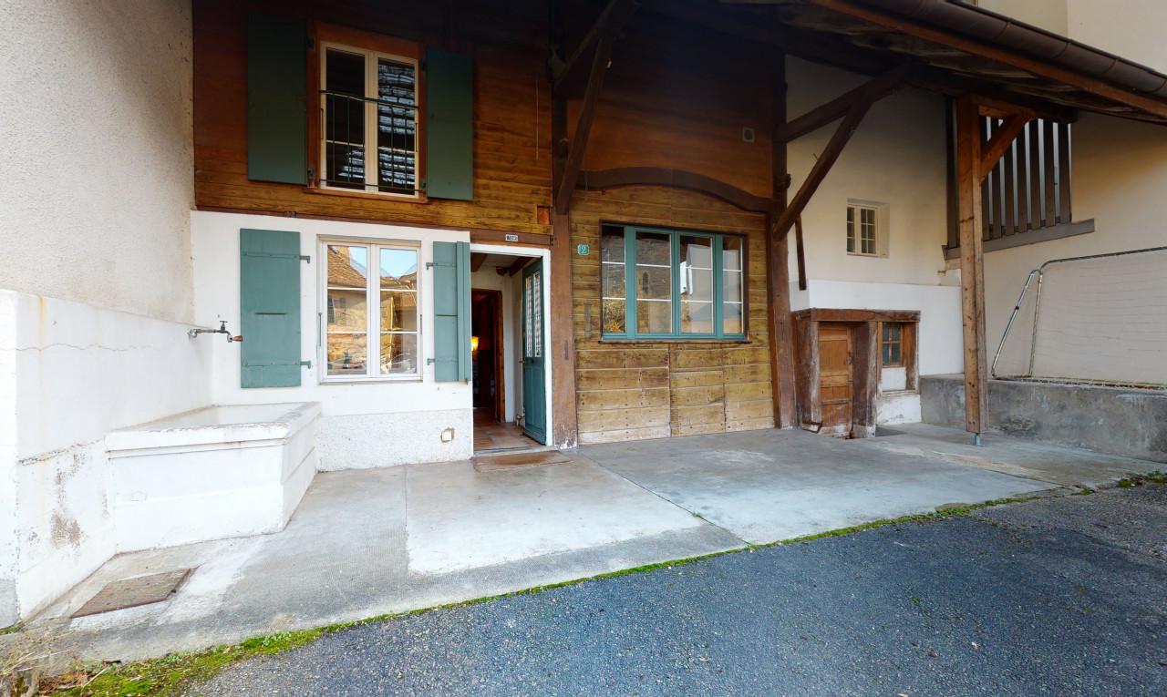 Maison à vendre à Vaud La Chaux (Cossonay)