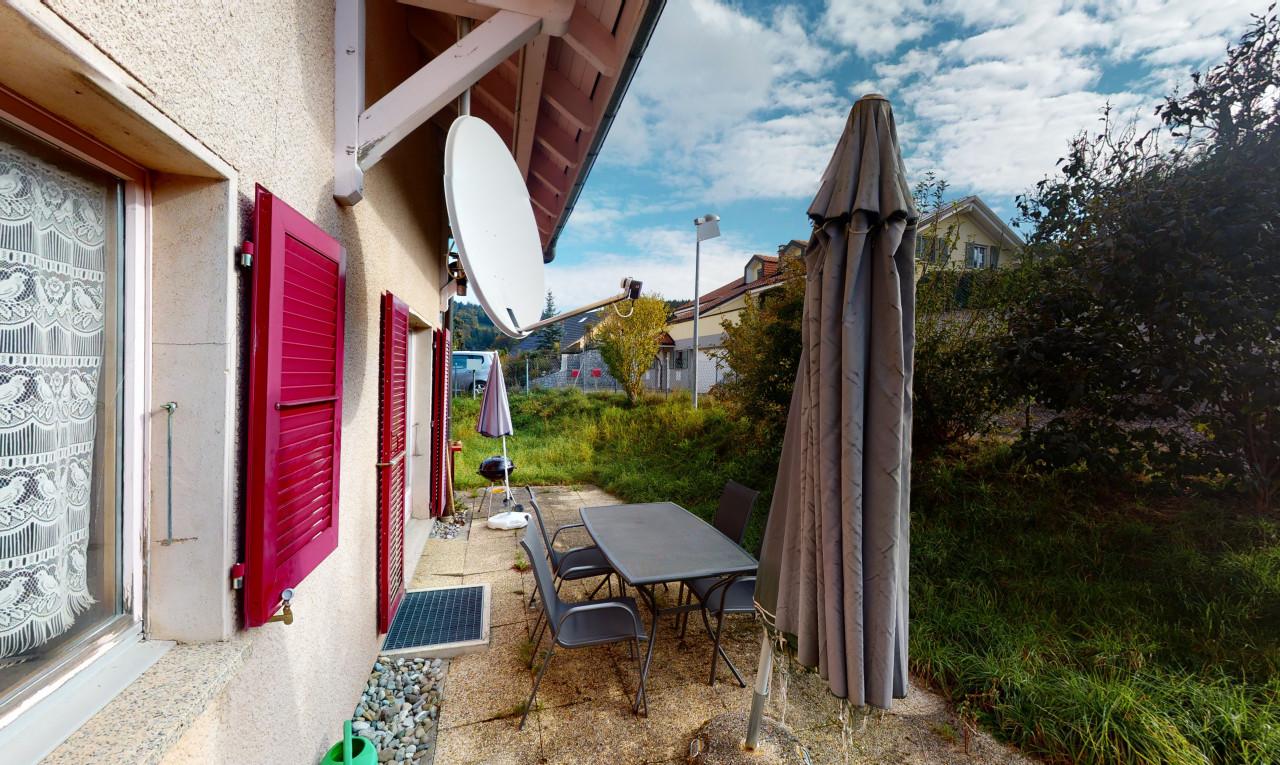 Achetez-le Maison dans Fribourg Vauderens