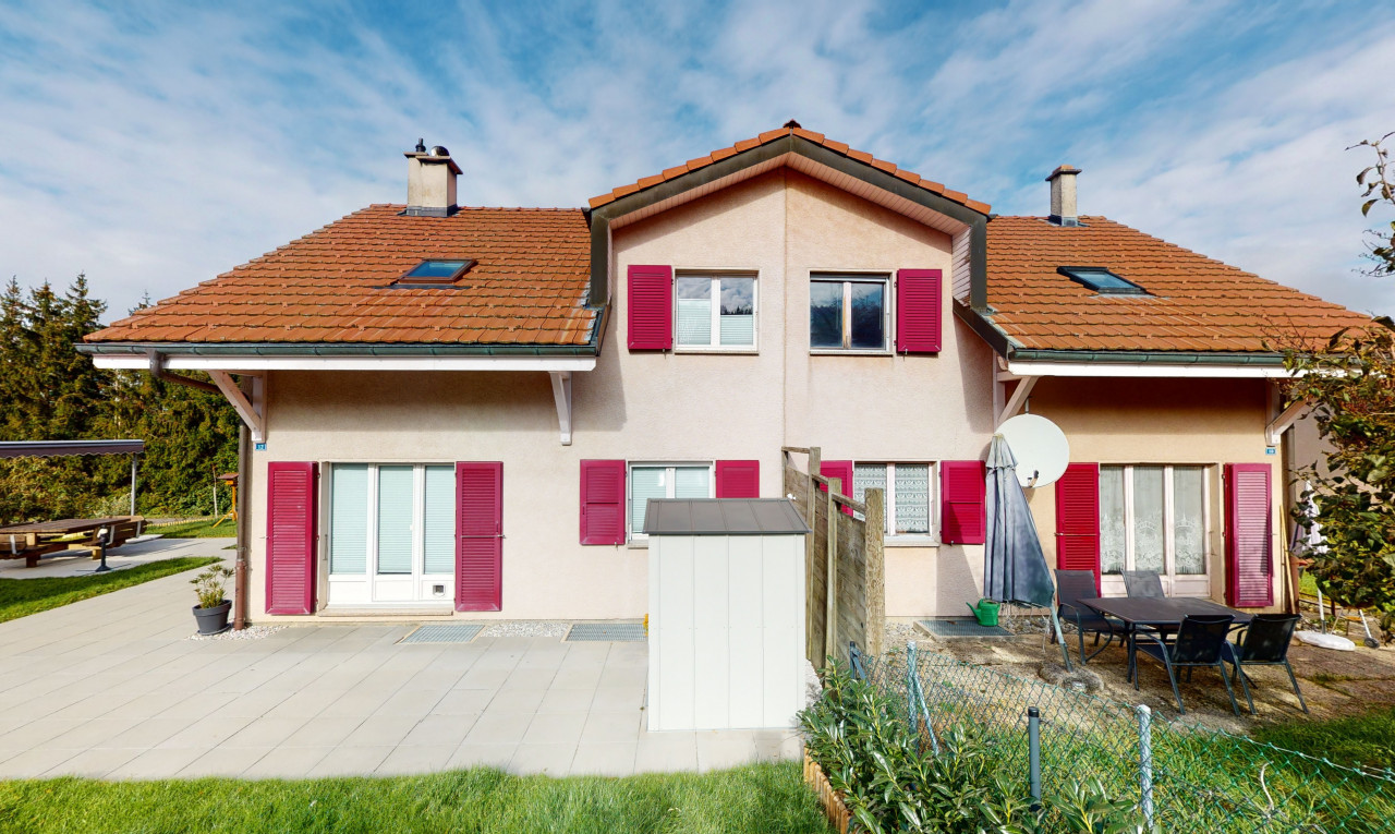 Maison  à vendre à Fribourg Vauderens