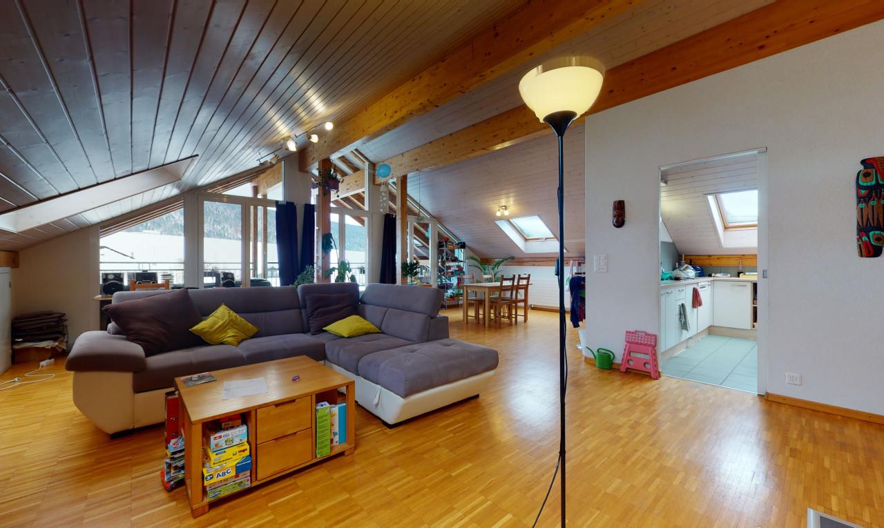 Achetez-le Immeuble de rendement dans Neuchâtel Dombresson