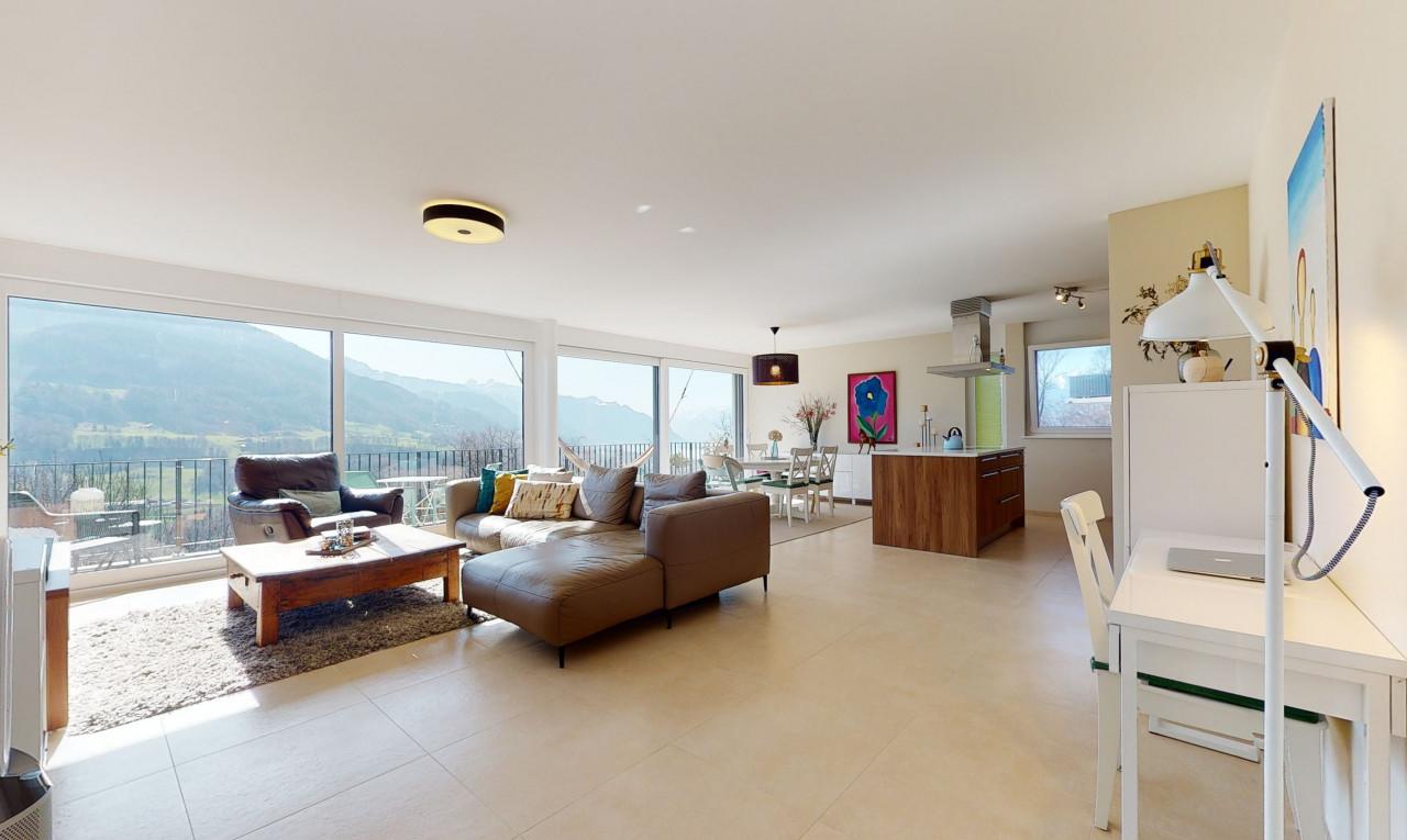 Apartment  for sale in Vaud Les Monts-de-Corsier