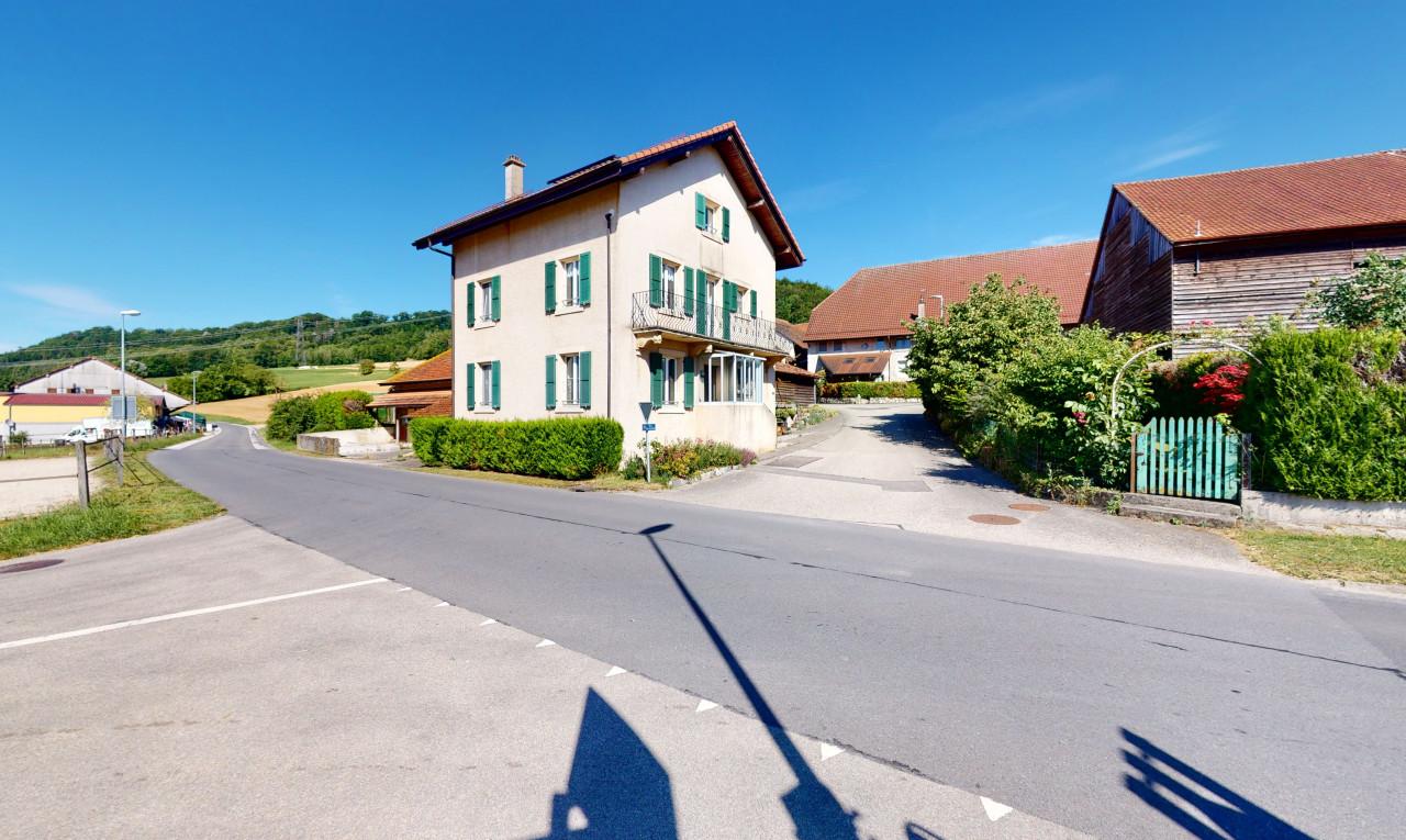 Maison à vendre à Vaud Essert-Pittet