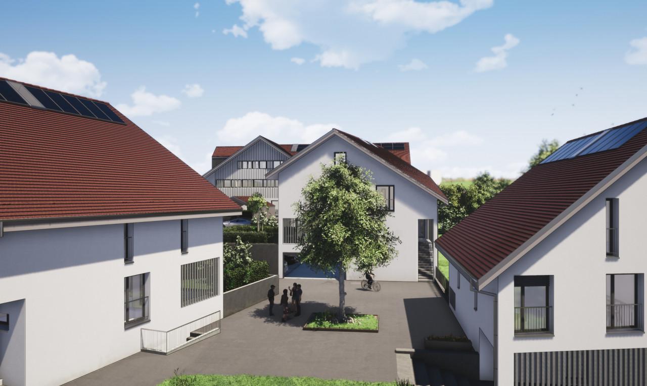 Maison à vendre à Vaud Corcelles-le-Jorat