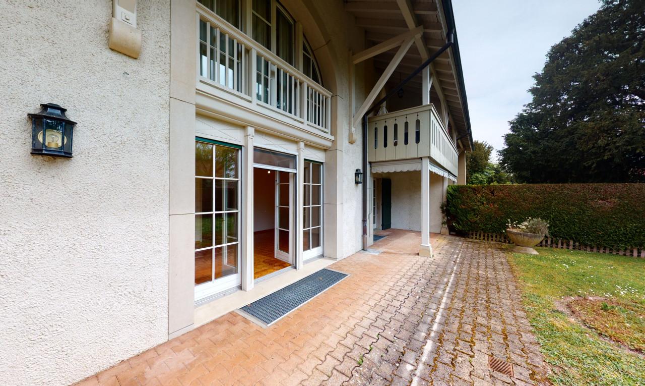 Achetez-le Appartement dans Genève Genthod