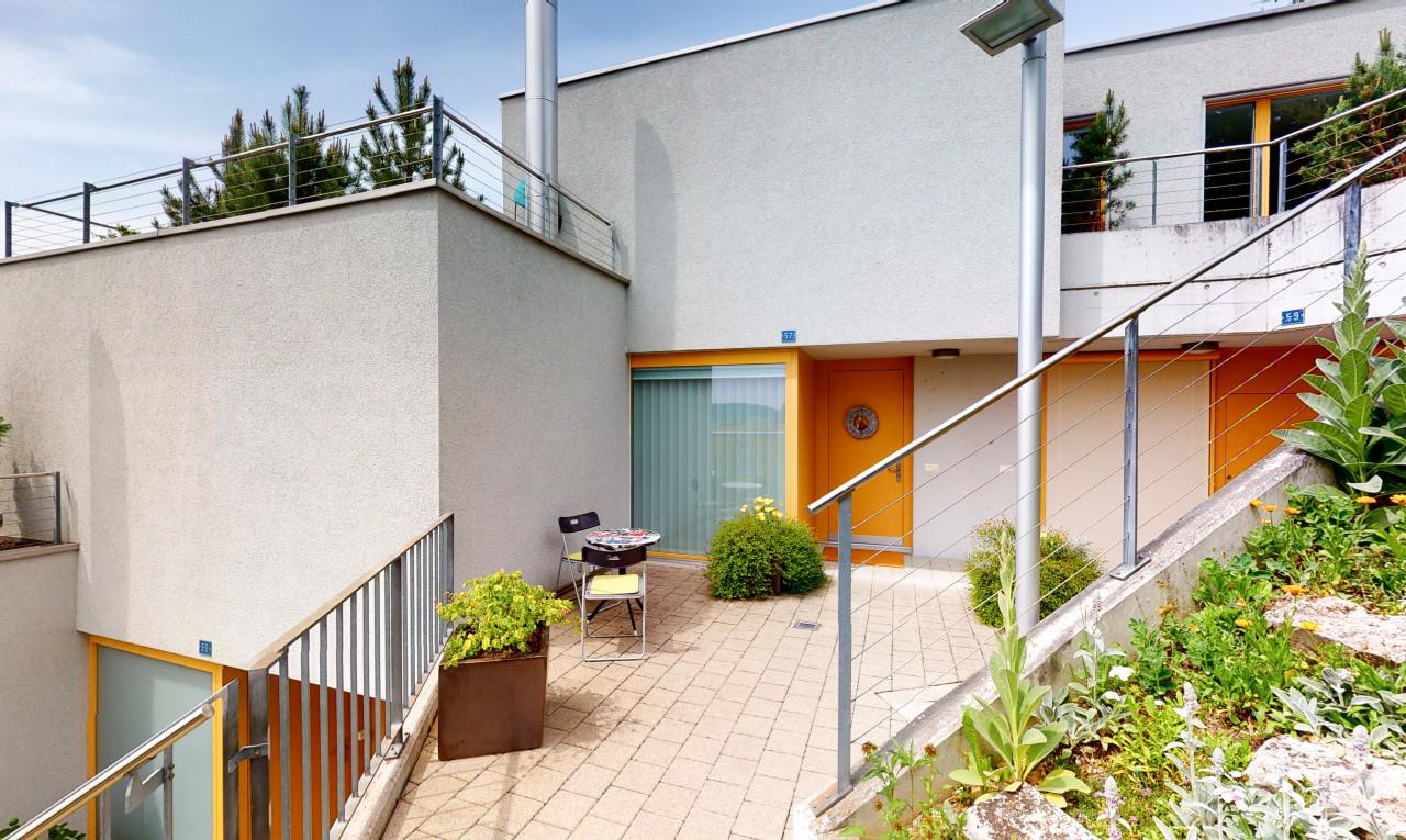 Achetez-le Appartement dans Argovie Untersiggenthal