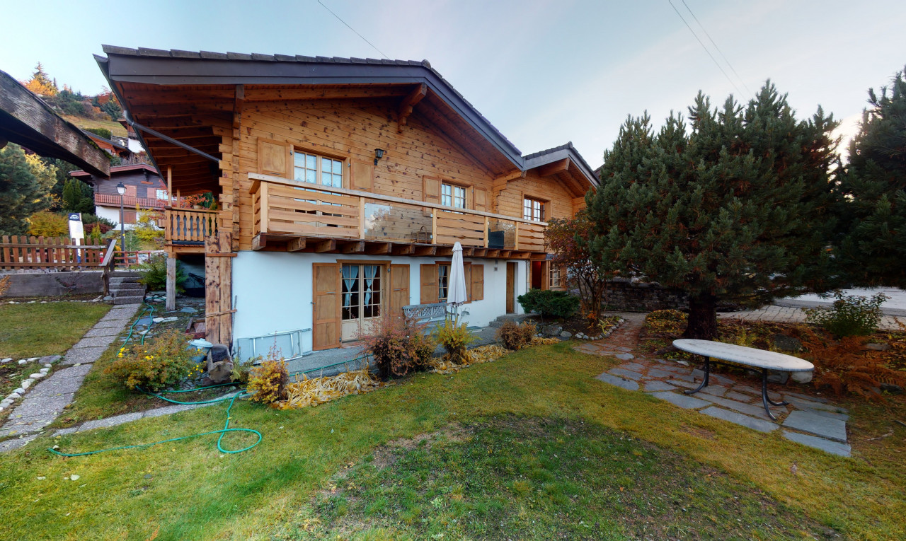 Maison à vendre à Valais Haute-Nendaz
