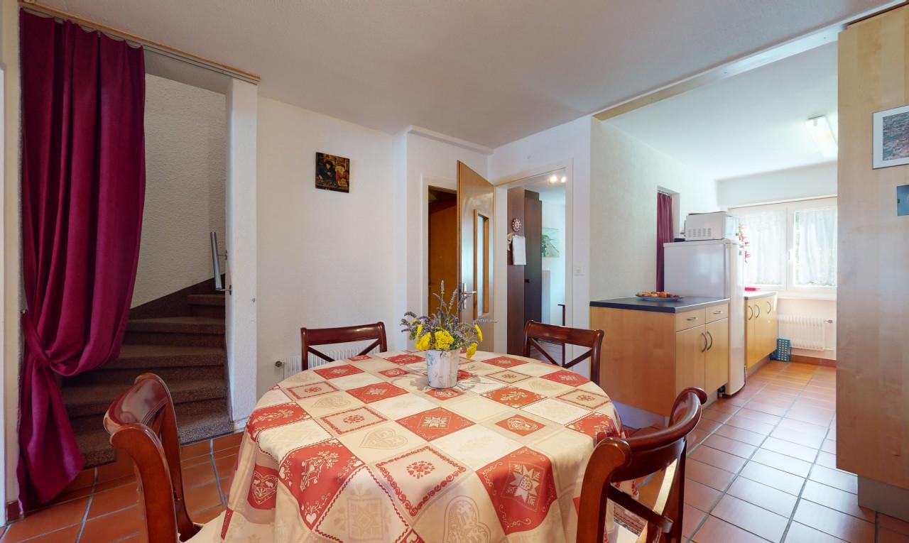 Kaufen Sie Haus in Wallis Agarn