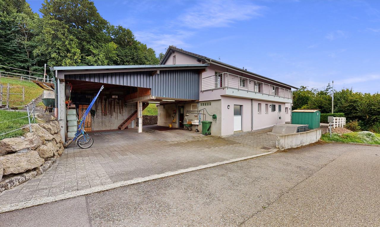 Haus zu verkaufen in Aargau Staufen