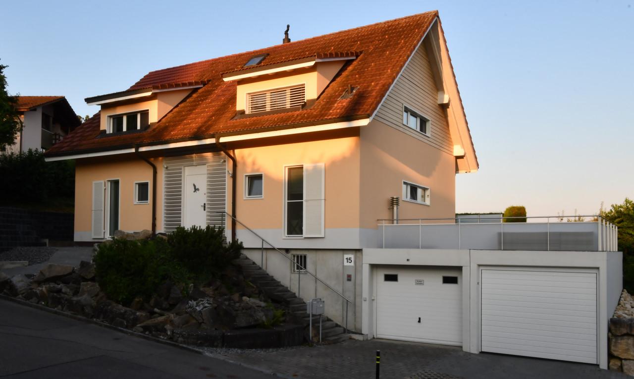 Haus zu verkaufen in Bern Mörigen