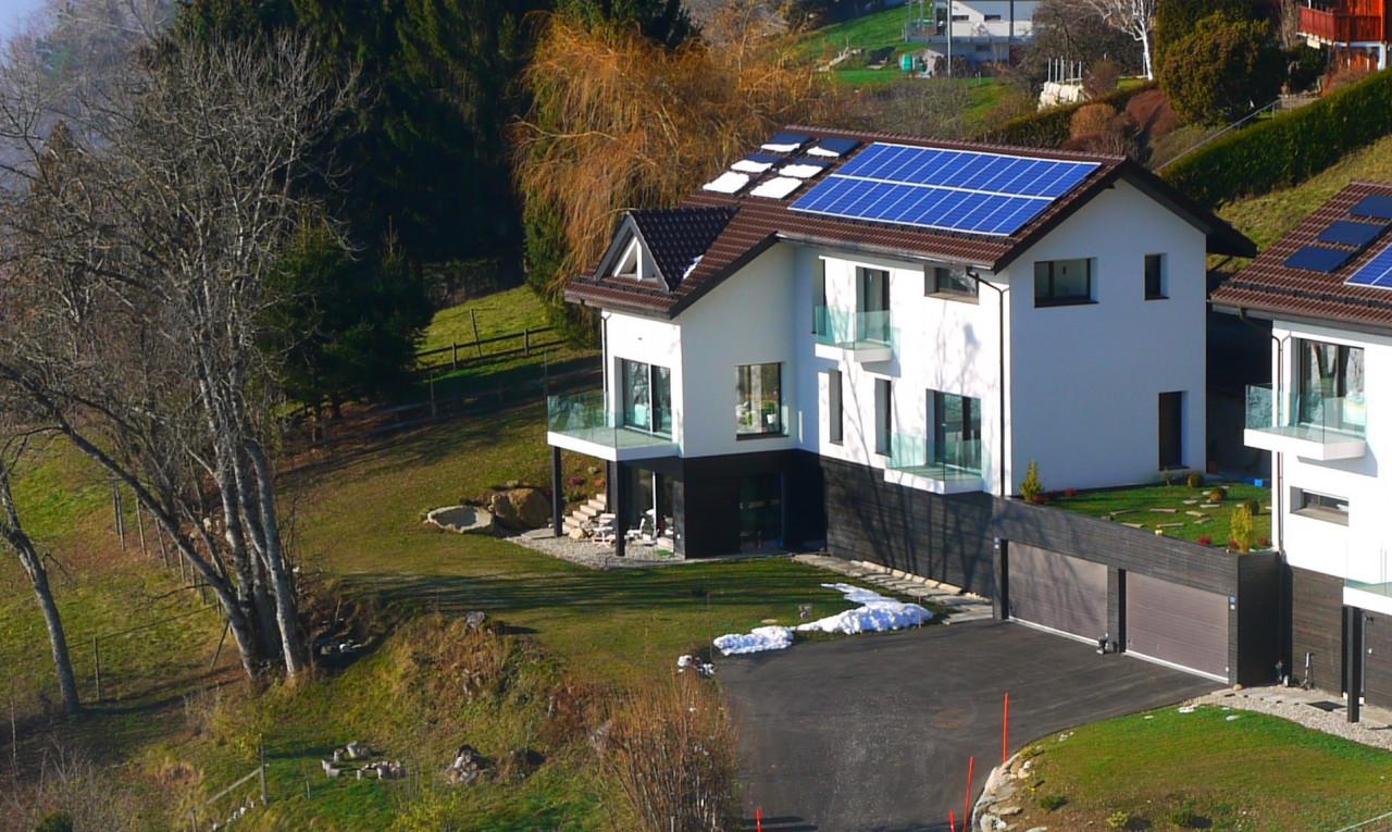 Achetez-le Maison dans Vaud Villars-Burquin
