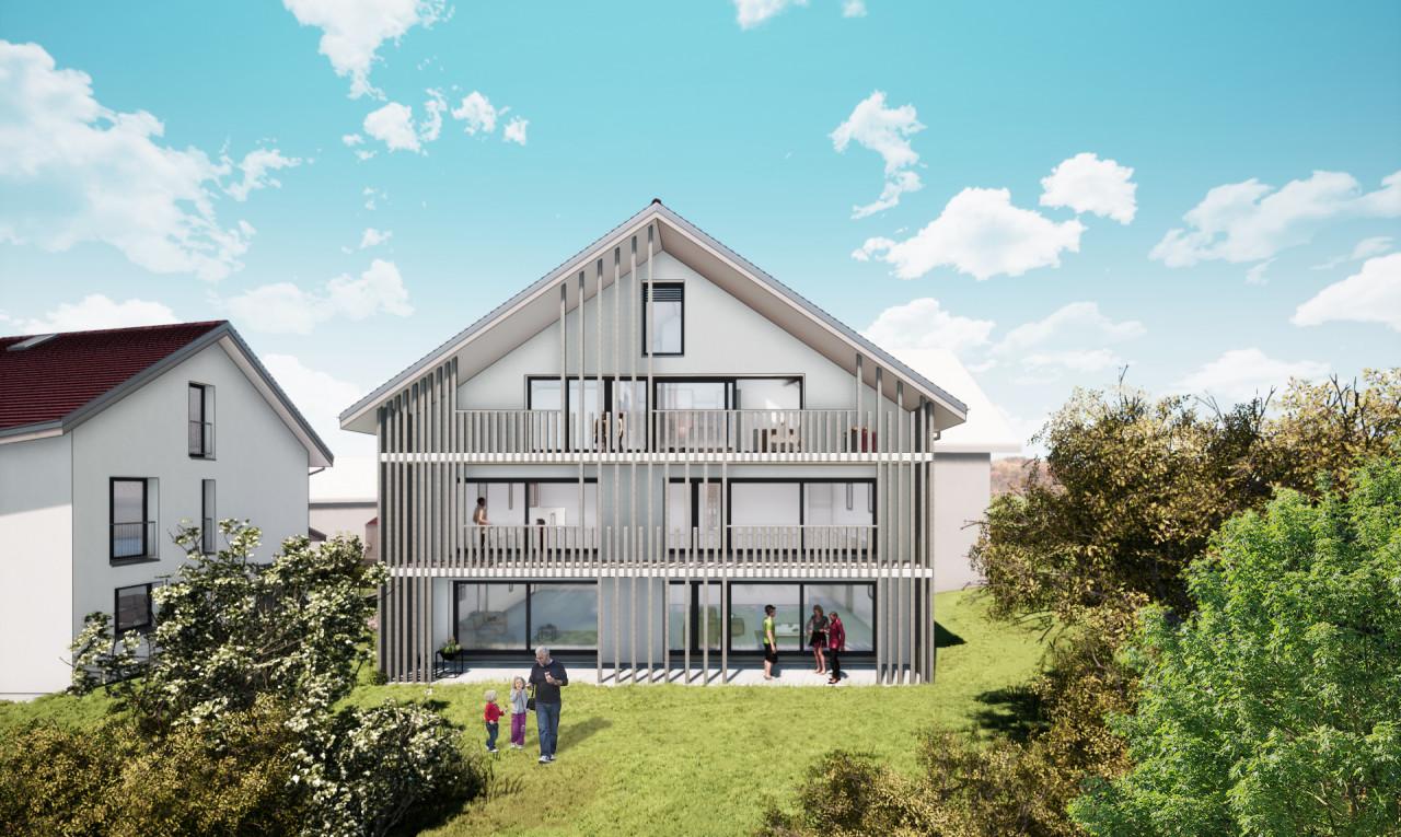 Achetez-le Appartement dans Vaud Corcelles-le-Jorat