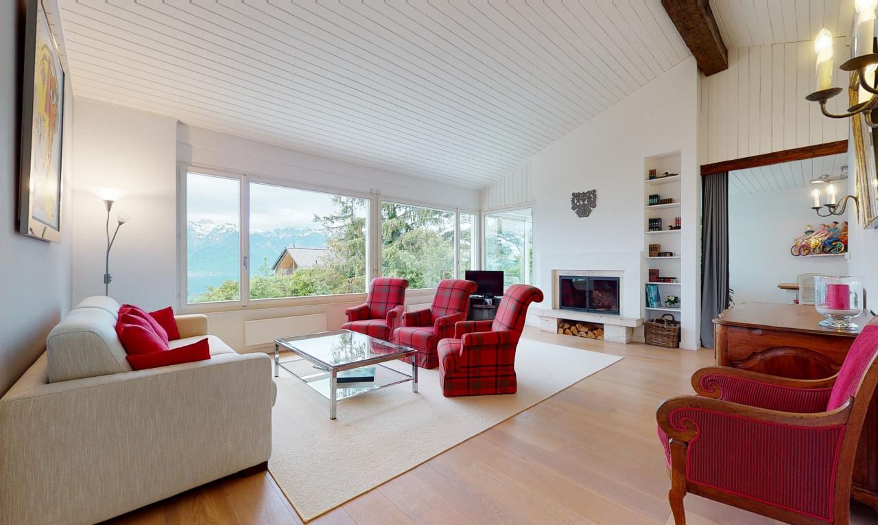 Buy it House in Vaud Chardonne