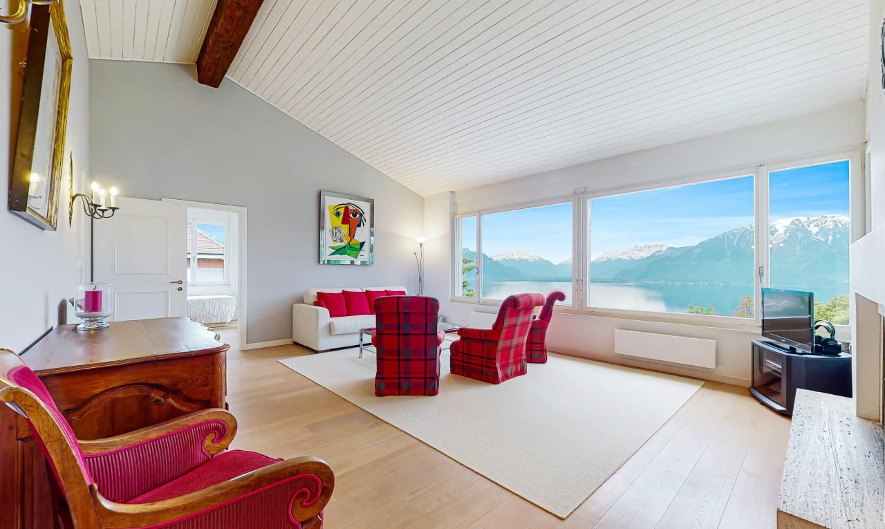House  for sale in Vaud Chardonne