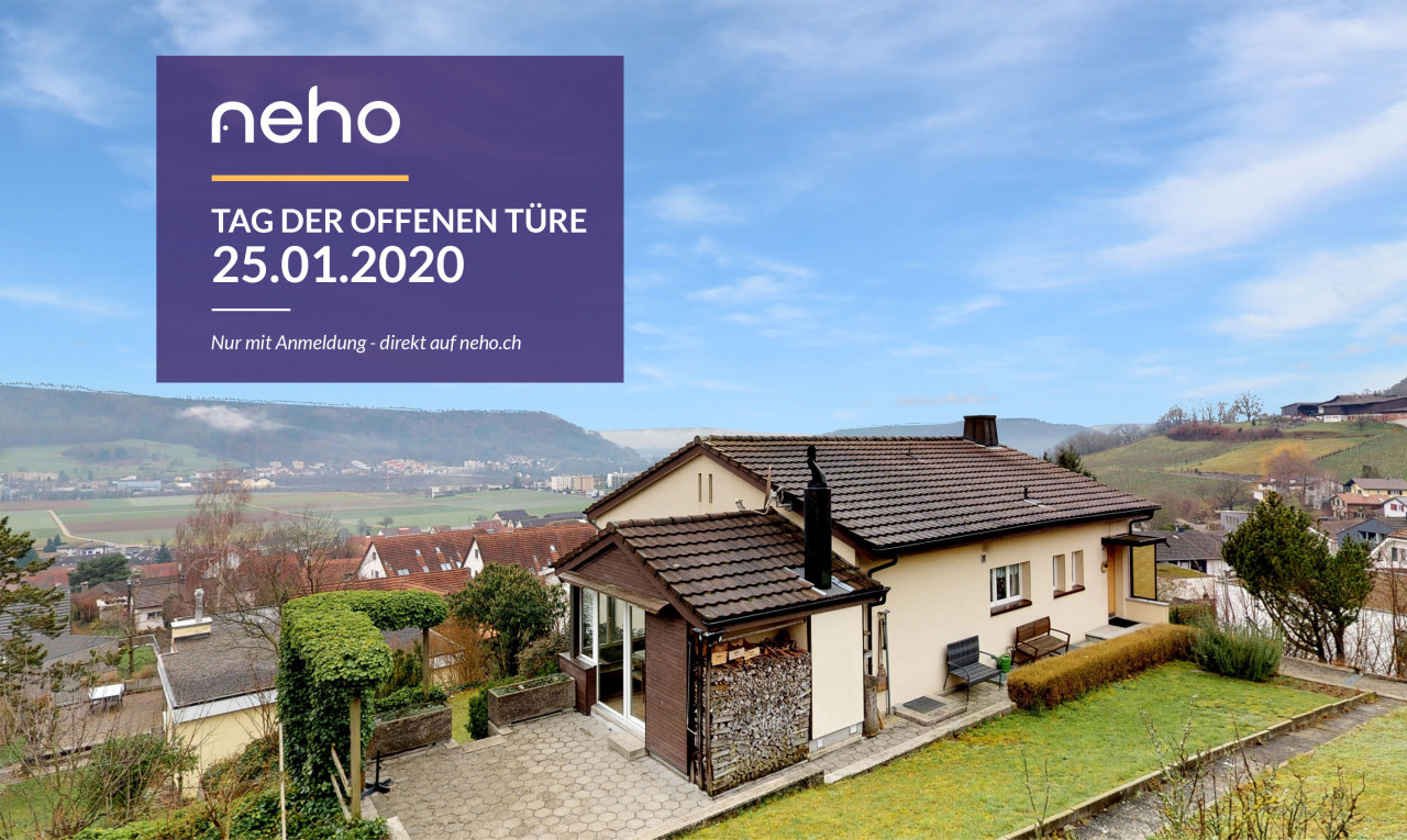House  for sale in Argovia Kirchdorf