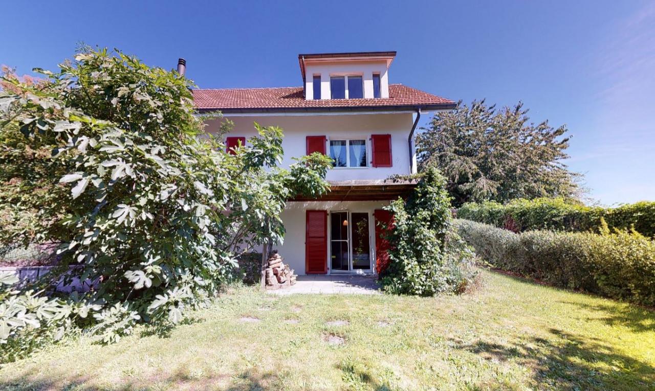 Maison à vendre à Soleure Küttigkofen