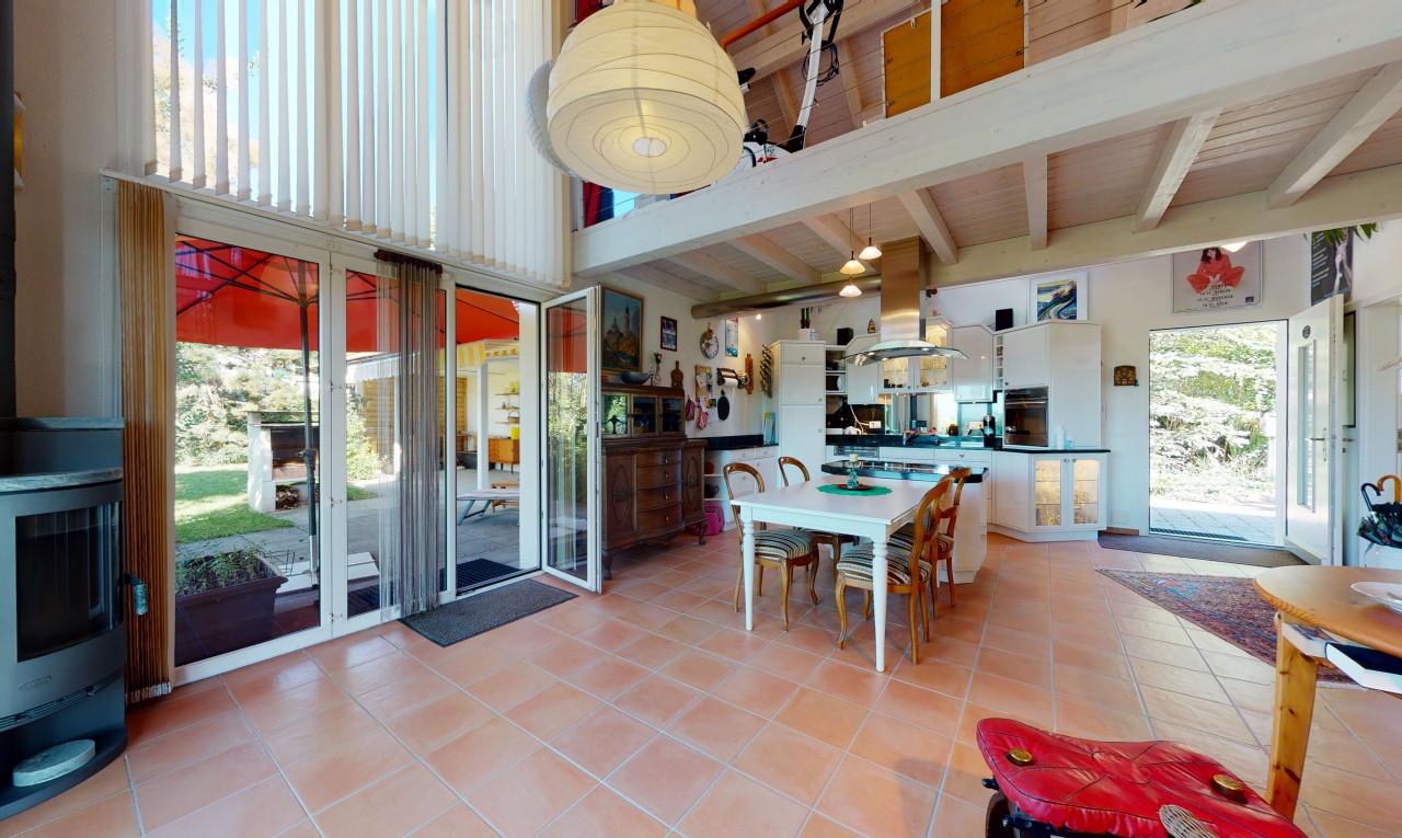 Achetez-le Maison dans Soleure Küttigkofen