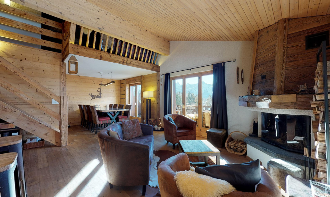 Appartement à vendre à Vaud Chesières