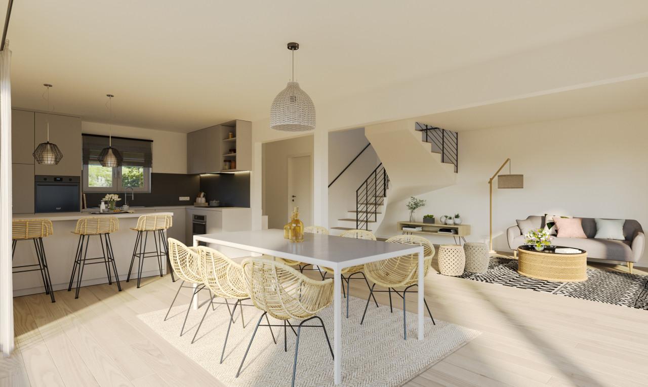 Appartement à vendre à Fribourg Bossonnens