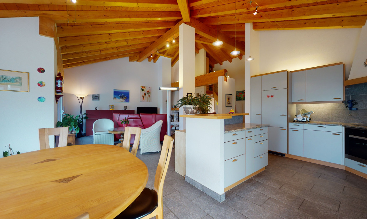Apartment  for sale in Valais Veyras