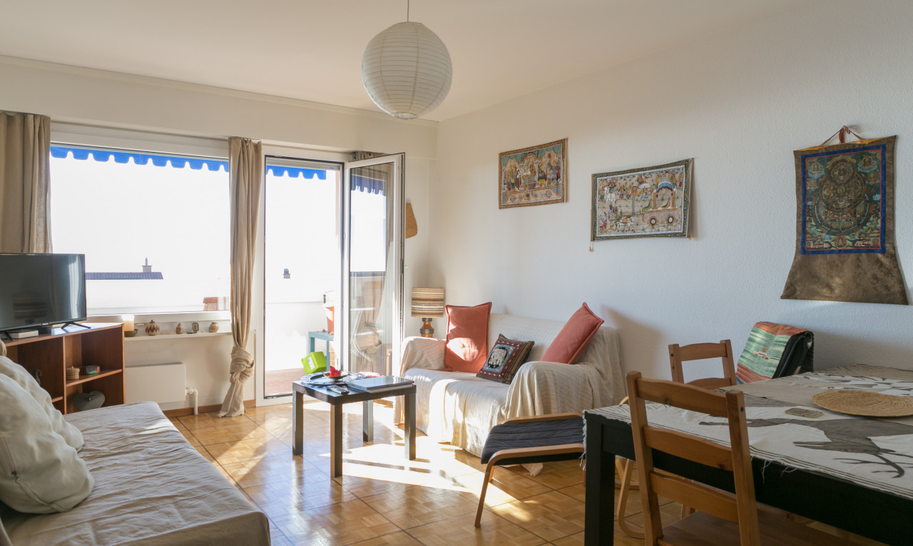 Wohnung zu verkaufen in Waadt Chernex