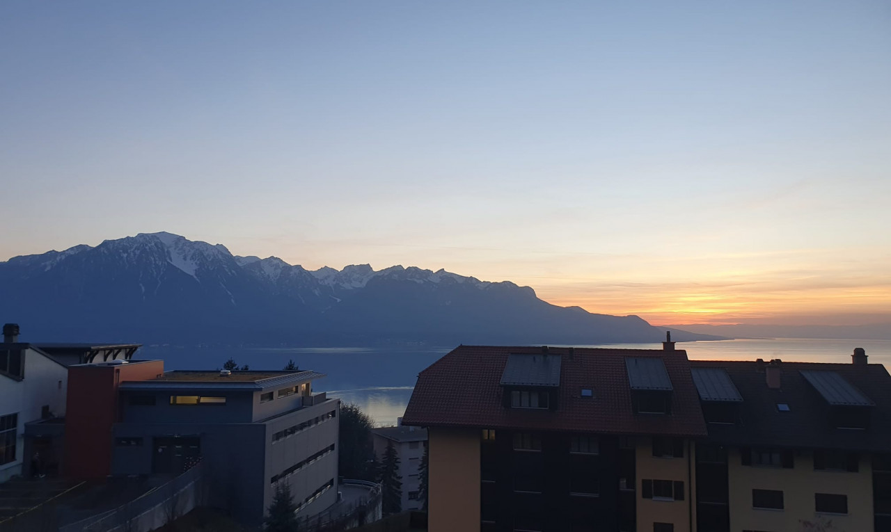 Buy it Apartment in Vaud Chernex