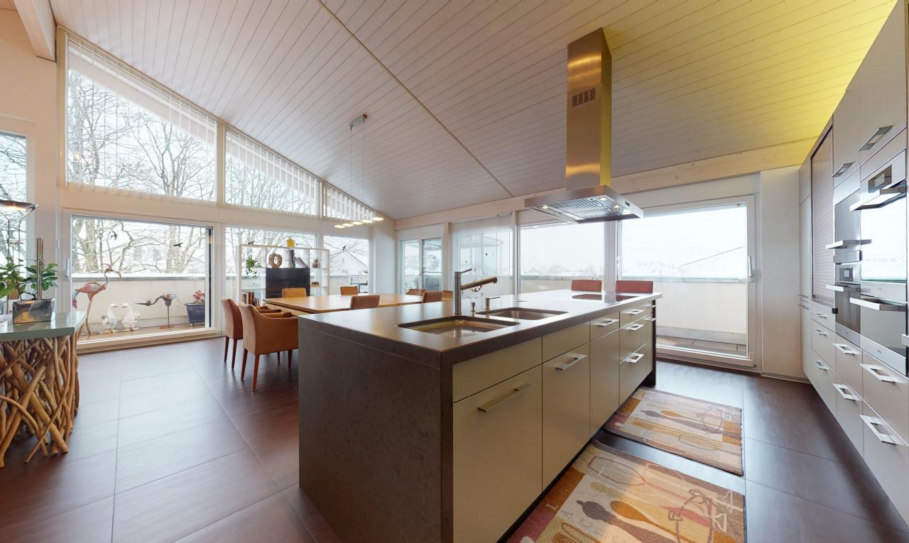 Achetez-le Appartement dans Fribourg Echarlens